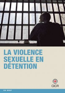 Other resources La violence sexuelle en detention