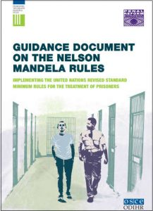 Mandella Rules Guidance Document