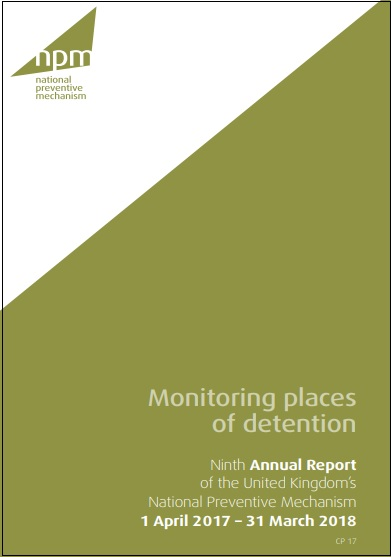 Why Oversight of Detention Matters
